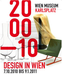 "2010 Design in Wien"" /  Wien Museum"